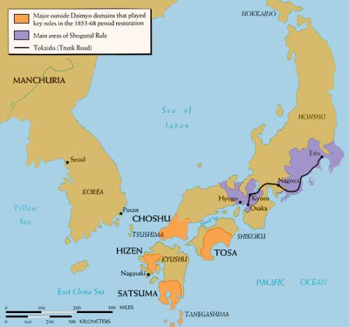 Map.Choshu.Satsuma